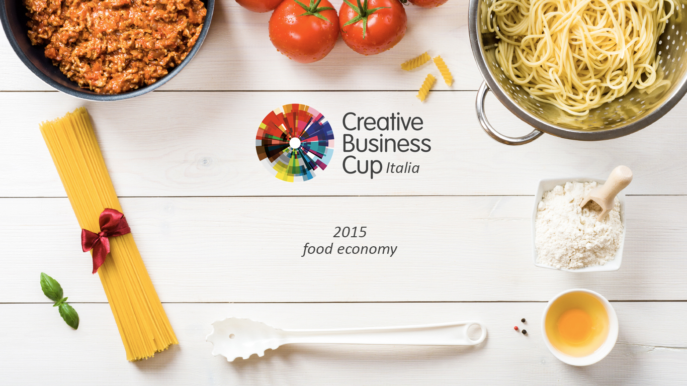 Creative Business Cup Italia 2015