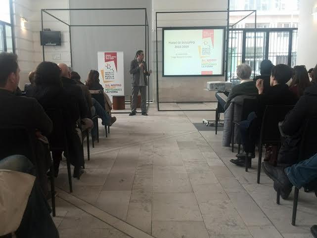 Progetti, alleanze e confronto fra imprese creative in Puglia