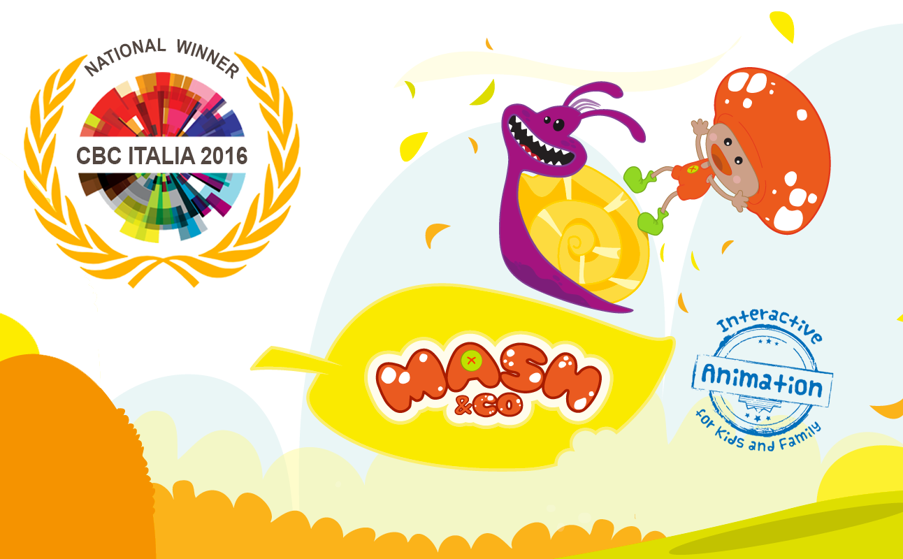 Mash&Co vince la Creative Business Cup Italia 2016
