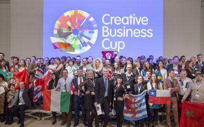Online il Bando 2018 della Creative Business Cup