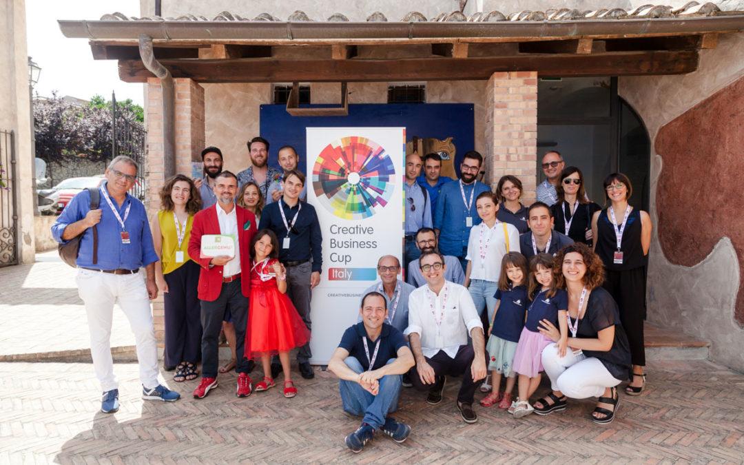 TBoxChain vince la Creative Business Cup Italia 2018
