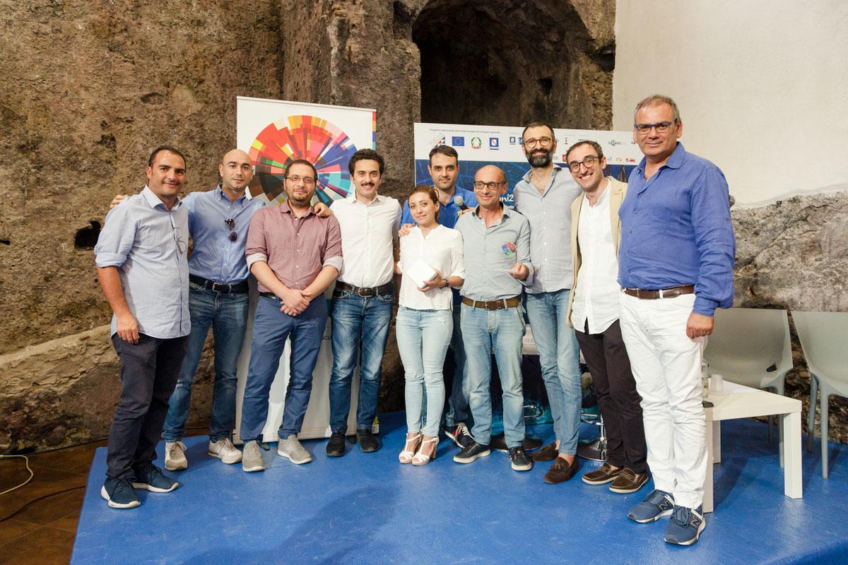 Premiazione di TBoxChain a Giffoni 2018