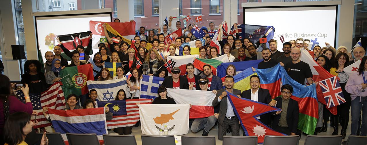 Team partecipanti alla CBC 2018