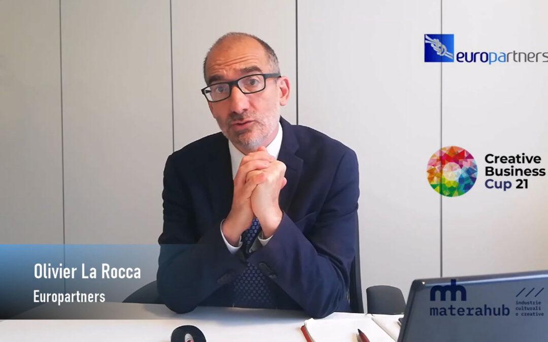 Olivier La Rocca - Europartners