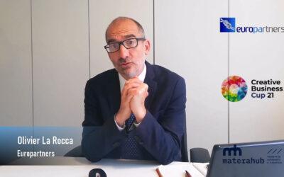 Intervista a Olivier La Rocca di Europartners